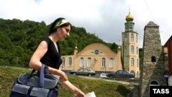 Шатой, Чечня (архивное фото)