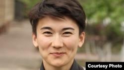 Жительница Алматы Жанар Секербаева.