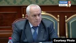 экс-министр печати ЧР Шаид Жамалдаев
