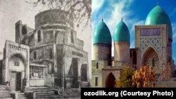 Dorut Tilovat madrasa 1435 (Shakhrisabz, Uzbekistan)