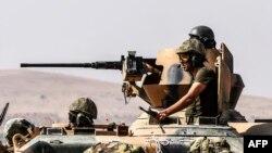 Ushtarët turq, foto arkiv