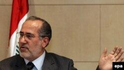 آقای الربیعی می گوید که شش ماه پيش عراق در آستانه جنگ داخلی بود اما امروز هيچ کس از جنگ داخلی صحبت نمی کند.
