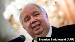 Former Russian Ambassador to the United States Sergei Kislyak