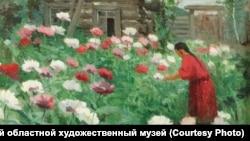 "Григорий Гуркин. ""Маки"""