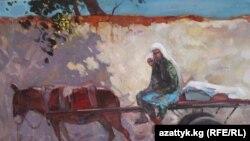 """""""Туңгуч"""" - Сүйөркул Дооровдун көргөзмөсү"""