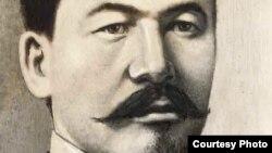 Әлихан Бөкейханның 1906 жылы Петербургте түскен суреті.
