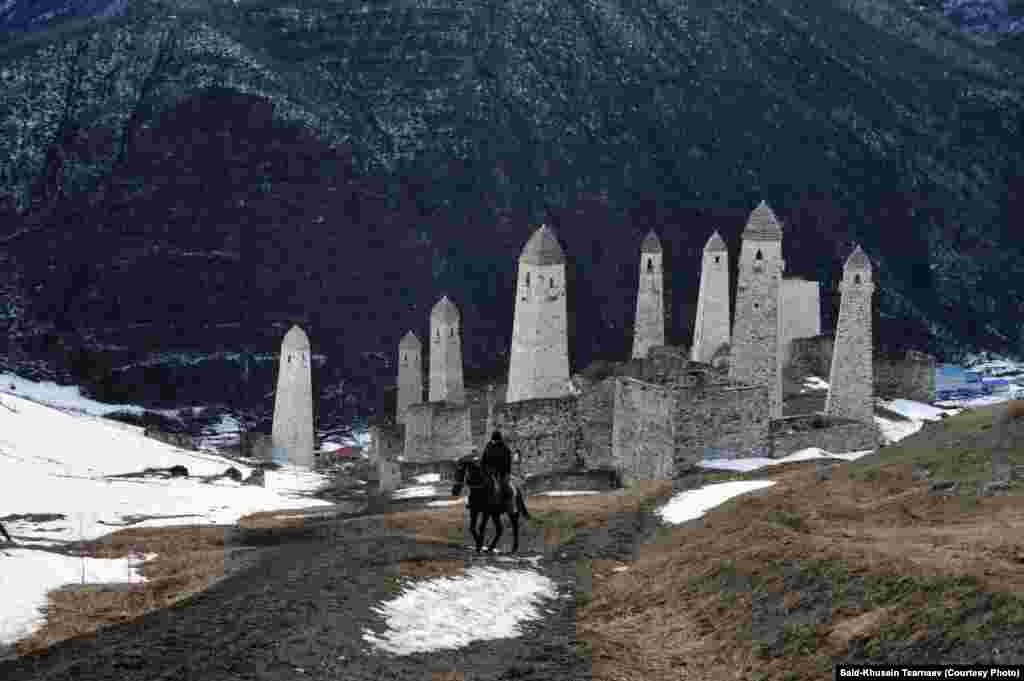 Старинные крепости Ингушетии