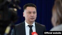 Дамирбек Сагынбаев