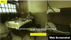 Amnesty International virtualni projekt