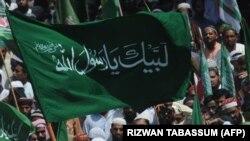 تظاهرات پاکستانیها علیه فیلمی با مضمون توهین به اسلام در سپتامبر ۲۰۱۲ در کراچی