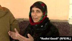 Шарифа Ахмаджонова