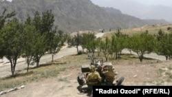На таджикско-афганской границе. Иллюстративное фото