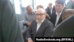 Геннадій Кернес у залі суду, 28 липня 2015 року