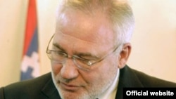 ԵԱՀԿ-ի Մինսկի խմբի ռուսաստանցի համանախագահ Իգոր Պոպով, արխիվ