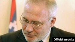 Игорь Попов в Ханкенди, 29 апреля 2010