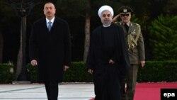 İran prezidenti Hassan Rohani noyabrın 12-də Bakıya səfər edib