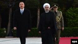 И.Алиев и Х.Рохани