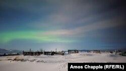 Ruski grad Murmansk na Arktiku