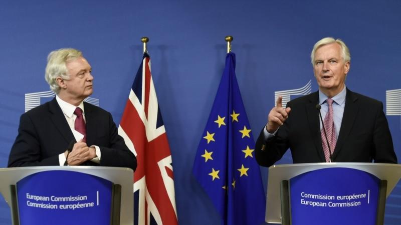 Британија и ЕУ и официјално почнуваат преговори за Брегзитот