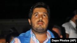 رضا ضراب، تاجر ایرانی-ترکیهای