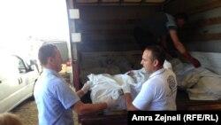 Trupat e kthyer në Kosovë