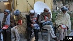 Ish luftëtarët talibanë në Kabul