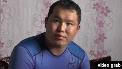 Борец Кайрат Турсынжанулы, переехавший из Китая в Казахстан.