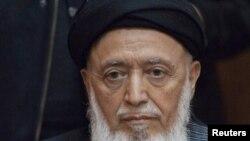 Бывший президент Афганистана Бурхануддин Раббани