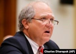 جان ساپکو، بازرس ویژه امریکا برای بازسازی افغانستان