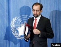 Komesar UN za ljudska prava, Zeid Rad al Husein traži istragu o zločinima u Jemenu
