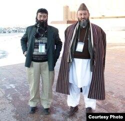 Әфганстан делегатлары