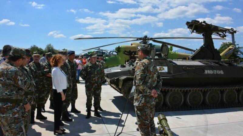 Шеќеринска   Македонија го продолжува учеството во мисијата во Авганистан
