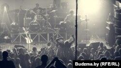 Гурт :B:N:. Фота Budzma.by
