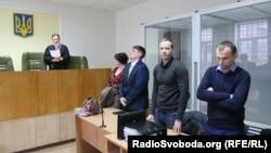 Суддя Печерського суду Києва Віта Бортницька скасовує допит Олексія Душутіна, 22 січня 2019 року