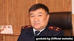 Нур Сатыбалдиев.