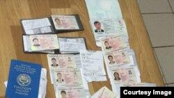 Кыргыз паспорттору