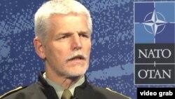 Председатель военного комитета НАТО генерал Петр Павел