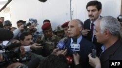 Шефот на вселенската програма на Иран Мехди Фарахи