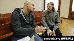 Гэнік Лойка і Валянцін Стэфановіч