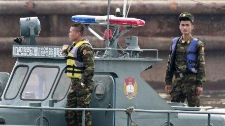 Sjevernokorejska mornarica