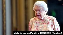 Mbretëresha britanike, Elizabeta II.