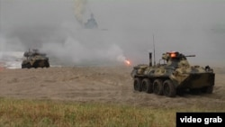 Russia holds the Zapad military exercises every four years. (file photo)