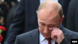 Presidenti i Rusisë, Vladimir Putin.