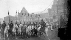 Архивный проект. Россия вчера, сегодня, завтра. К 80-летию Гражданской войны.