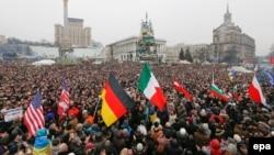 Майдан Незалежності, 2 березня 2014 року