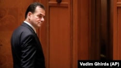 Ludovic Orban se izolează la Vila Lac 1, de protocol