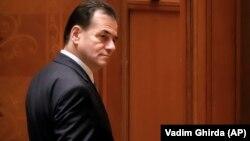 Ludovic Orban a criticat din nou CCR pentru că lipsește Guvernul de instrumentele pentru a proteja populația de pandemie