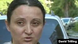 Nadejda Roșcovanu, ziarista agresată la Chișinău