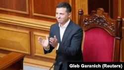 Володимир Зеленський зустрінеться з керівництвом уряду й парламенту о 12:00