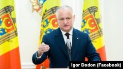 Igor Dodon (imagine de arhivă)